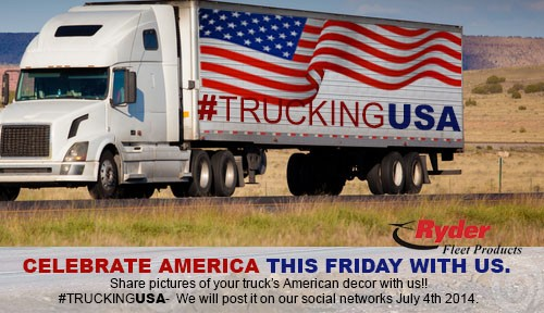 #truckingusa