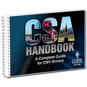CSA Handbook - A Complete Guide for CMV Drivers