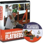Cargo securement flatbeds dvd training program JJK 19071